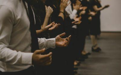 Modlitwa o pokój