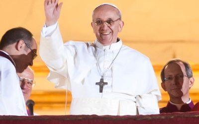 8. rocznica wyboru Papieża Franciszka na Stolicę Piotrową