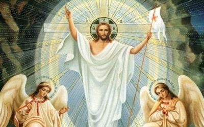 Chrystus Zmartwychwstał! Prawdziwie Zmartwychwstał!